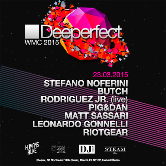 deeperfect poster