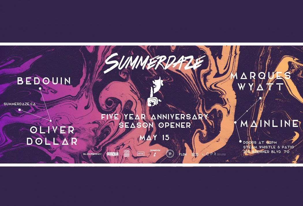 summer daze season open