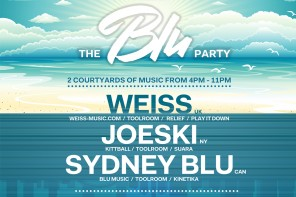 SUNSET SESSIONS PRESENTS: THE BLU PARTY WITH JOESKI, WEISS, SYDNEY BLU & MORE