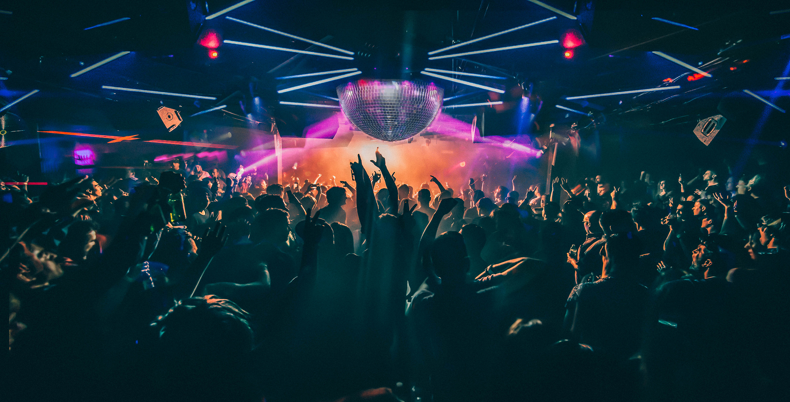 CODA nightclub in Toronto, photographed by Alec Donnell Luna