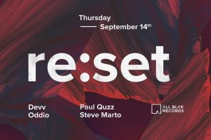 re:set Your Thursdays at CODA