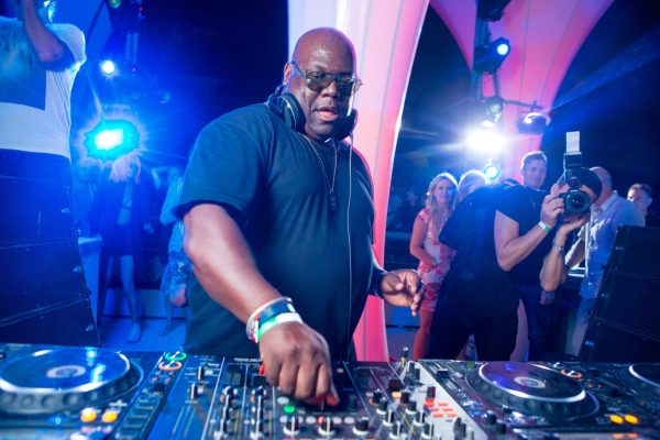 Carl Cox performing at Epizode Festival