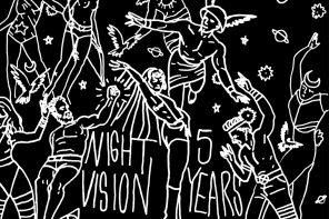 Night Vision Music Celebrates 5 Years With 5 Fresh Tracks