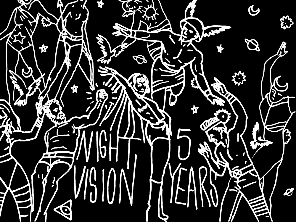 Night Vision Music header