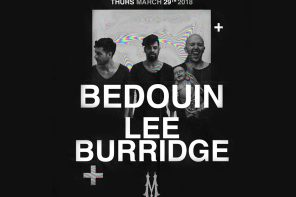 lee burridge -bedouin
